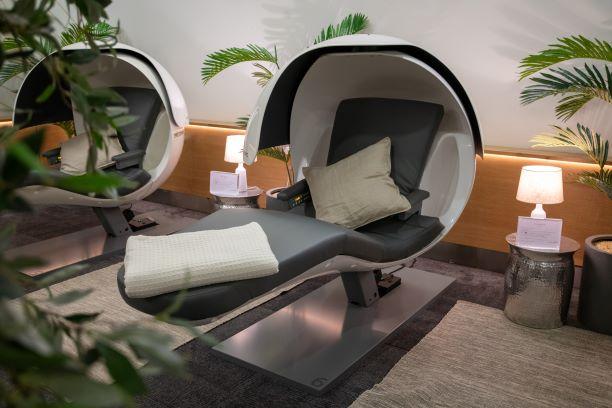 ba forty winks lounge